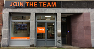 Locaties locations Venlo Nederland vestiging office offices kantoor kantoren Charlie works Join the team