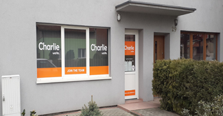 Locaties locations Zlotow vestiging office offices kantoor kantoren Charlie works Join the team