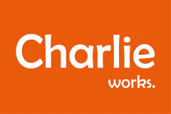 charlieworks.eu Charlie works logo orange oranje